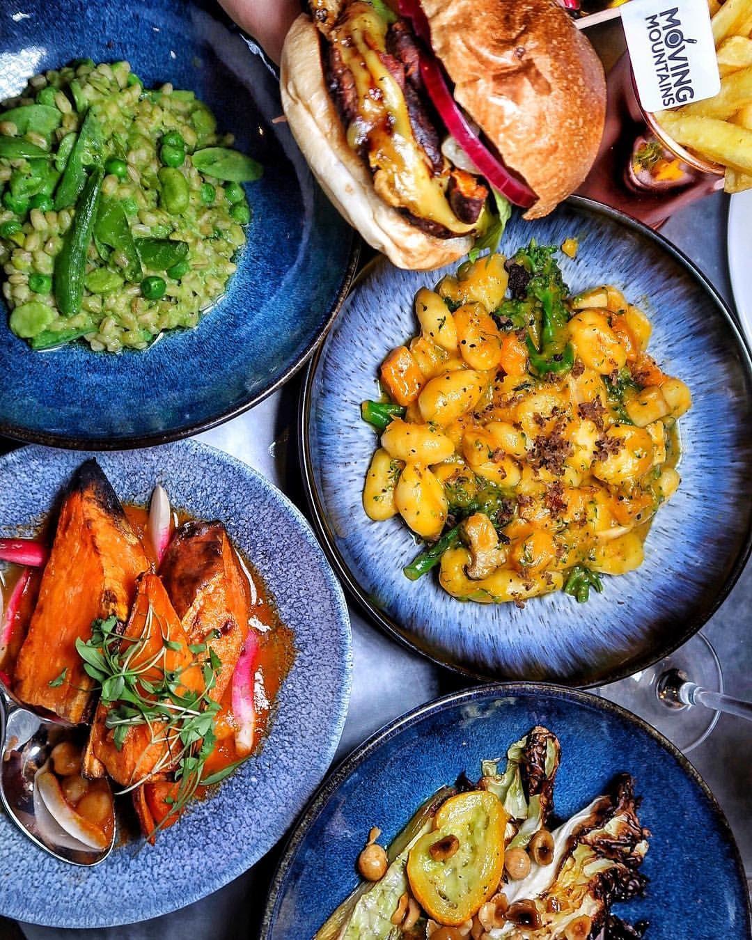 1 026 Likes 82 Comments Vegan Food London Thelittlelondonvegan On Instagram Usually A Traditional Brasserie Men Food Vegan Recipes Vegan London