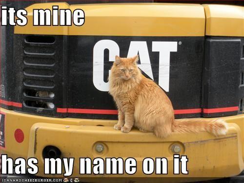 Es mio, tiene mi nombre.