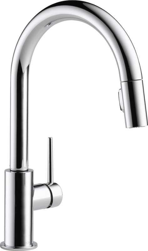 Delta 9159 Dst Chrome Kitchen Faucet Best Kitchen Faucets