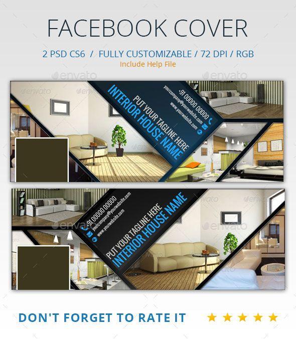 Interior Design Facebook Cover