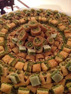 حلويات عراقية Google Sok My Favorite Food Food Just Desserts