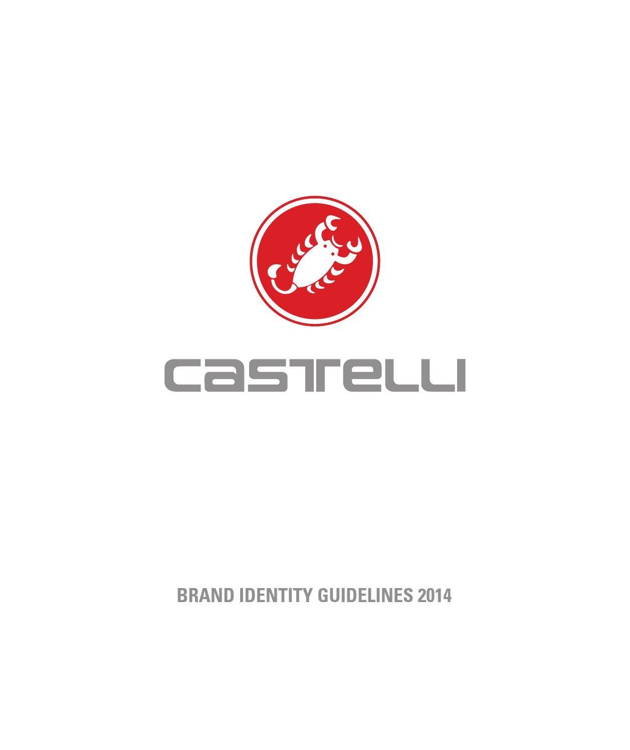 Castelli Brand Book 2014