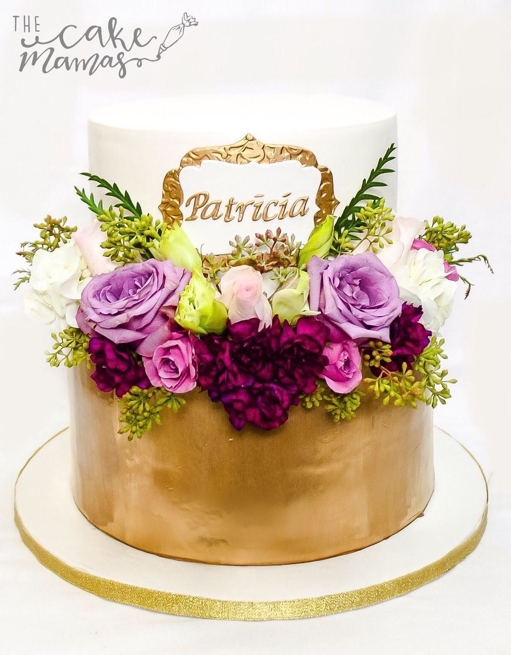 Birthday Simple And Elegant Cake