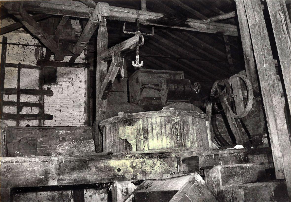 Antiguo Molino De Grano Molino Grano Arquitectura