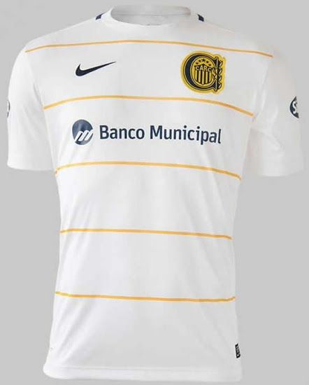 Rosario Central 2015  Away Shirt  36821fff63888