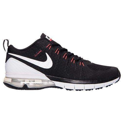 Men's Nike Air Max TR180 Anthracite/White 10 Running Fast Priority Mail