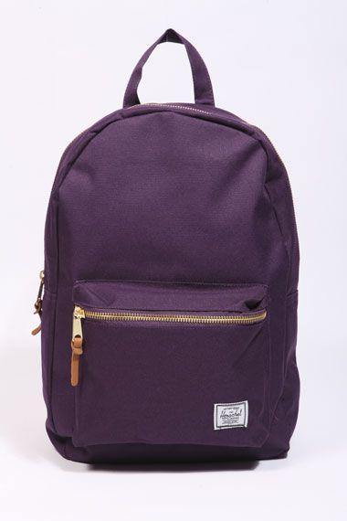 8fd8020a82 Herschel Purple Settlement Backpack.