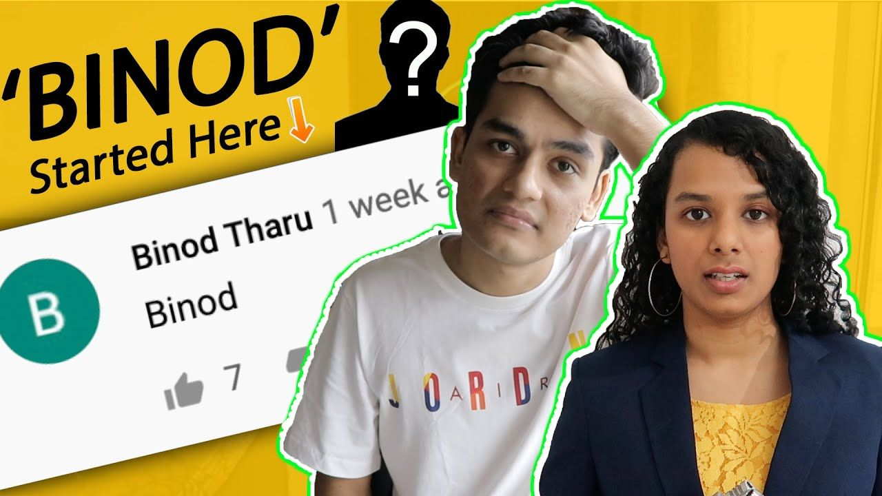 Who Is BINOD? How We Created a VIRAL Meme Who is Binod