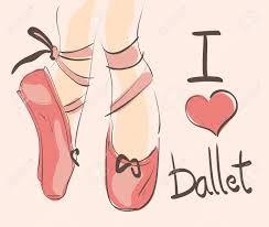 Danza Clasica O Ballet Ballet Illustration Ballet Wallpaper Ballerina Art