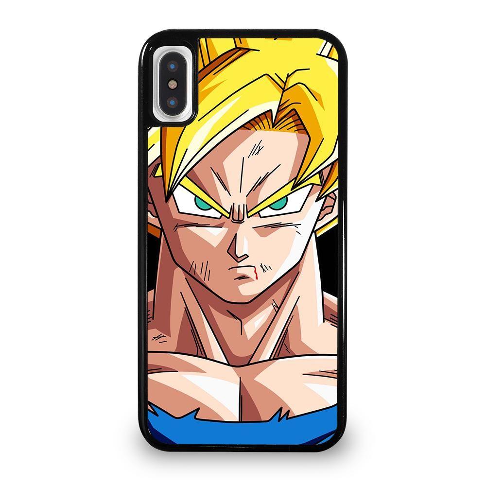 Dragon ball z super saiya iphone case cover