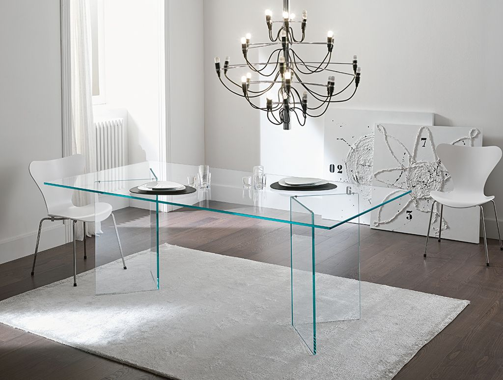 Bacco Design Depot Furniture Furniture Miami Showroom Glass Dining Table Glass Dining Room Table Contemporary Dining Room Furniture