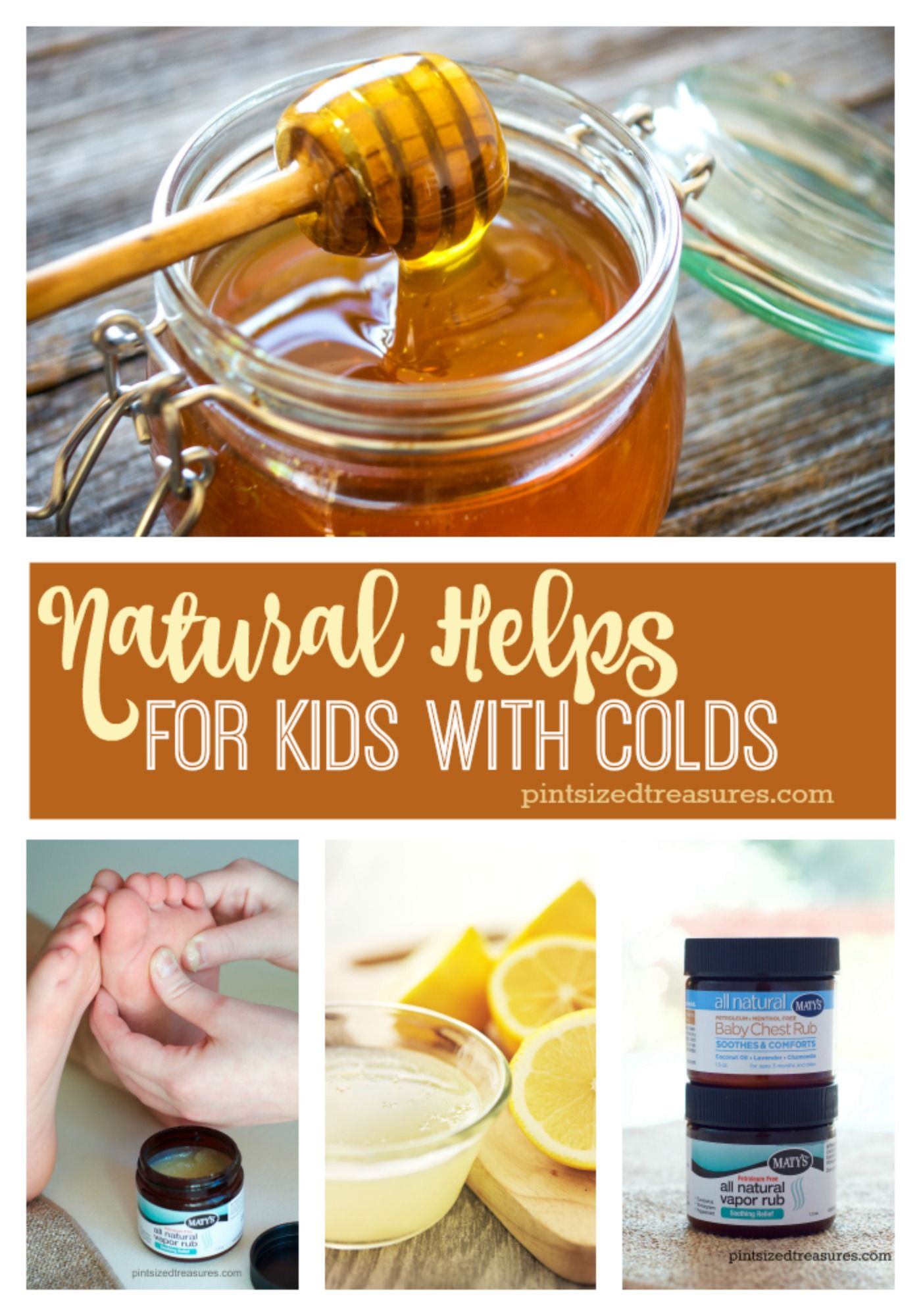 how to help baby colds