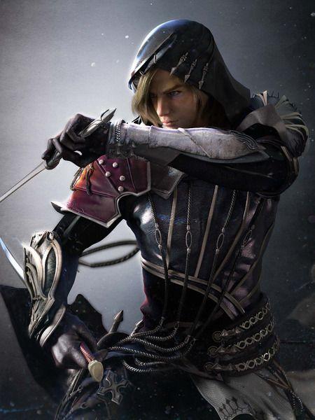 D&d rogue cosplay