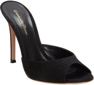 689e4745b6a ShopStyle: Gianvito RossiOpen Toe Mule #shoes | Shoes | Open toe ...