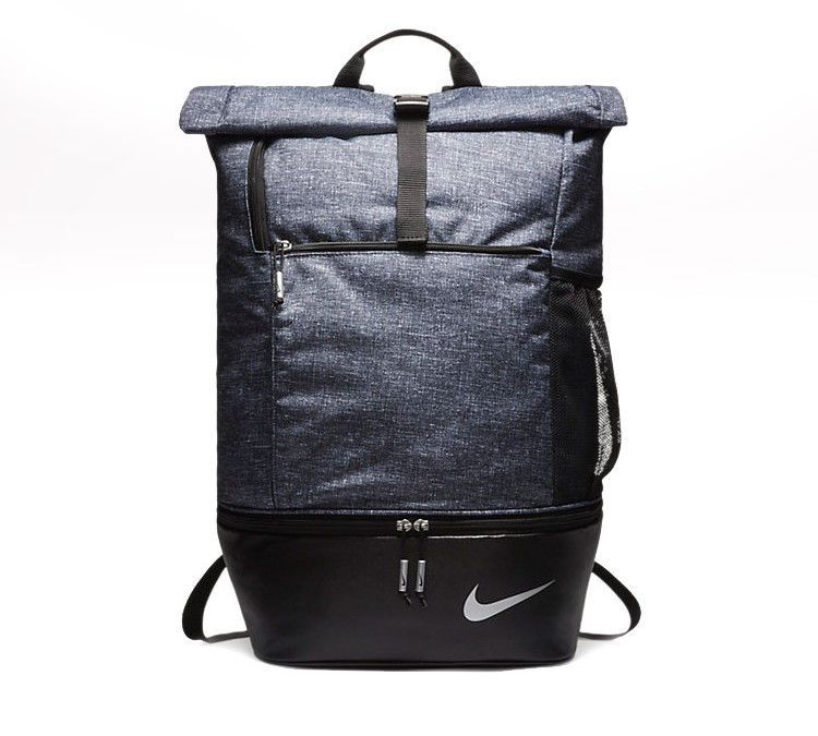 NIKE Golf 2018 New Duffel III Backpack Bag Black Sports Soccer Gym Hiking  GA0262  Nike  Backpack 05e3b688028ec