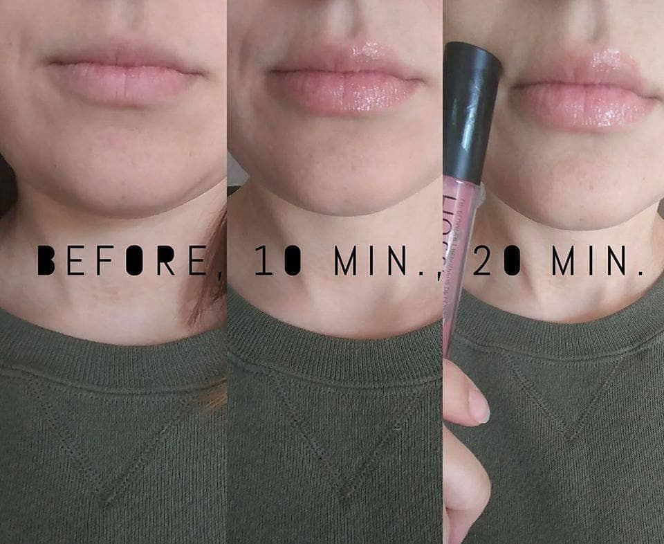 Hottie Lip Plumper is BACK!!! Limited time only #younique