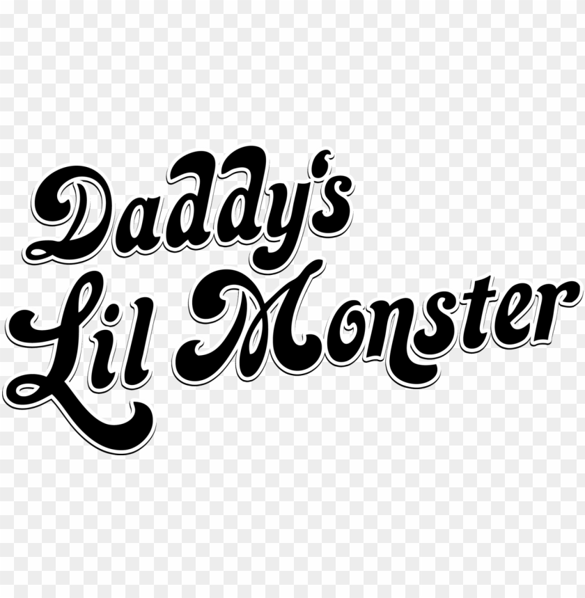 Arlequina Daddyslilmonster Harleyquinn Daddys Lil Daddy Lil Monster Png Image With Transparent Background Png Free Png Images Lil Monster Daddys Lil Monster Daddys Little Monster