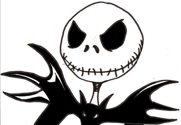 Image result for jack skellington face stencils | Jack ...