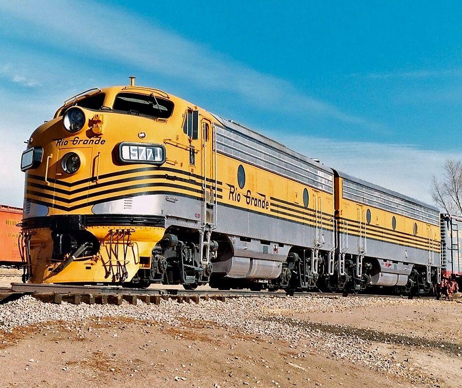 Denver & Rio Grande Western Railroad, EMD F9(A) diesel