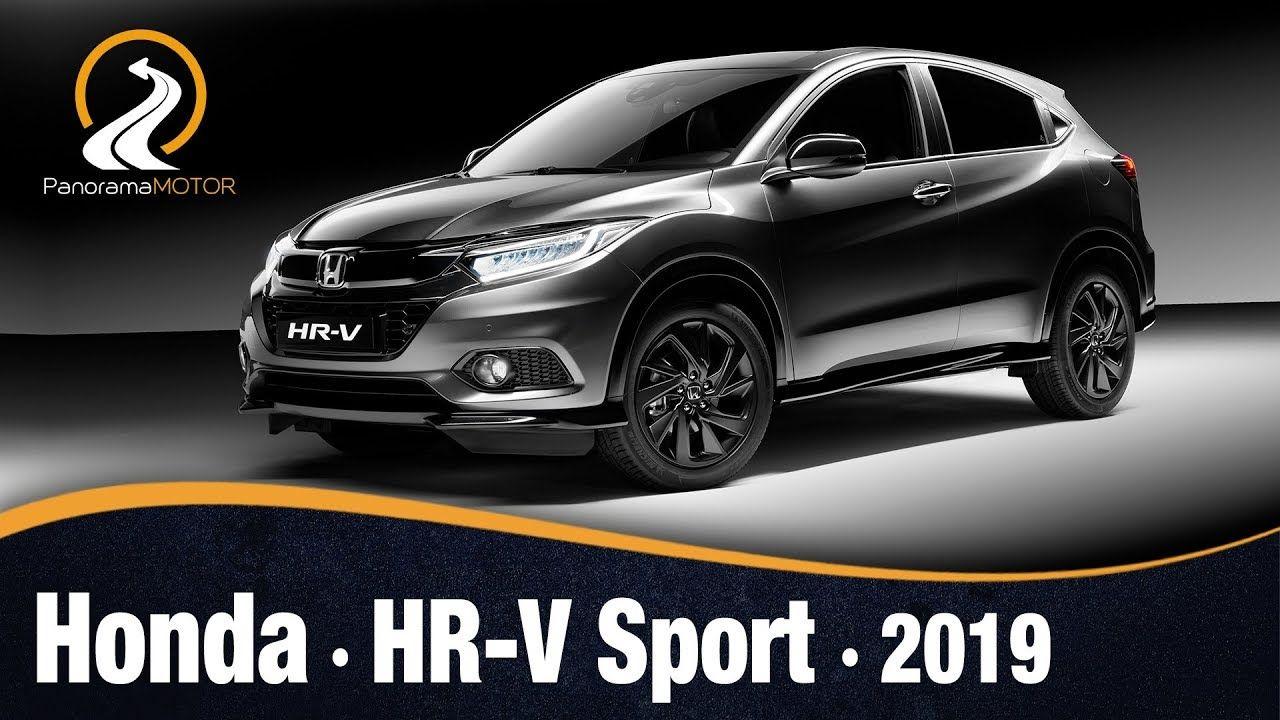 Honda HRV Sport 2019 Honda hrv, Transmisión manual y