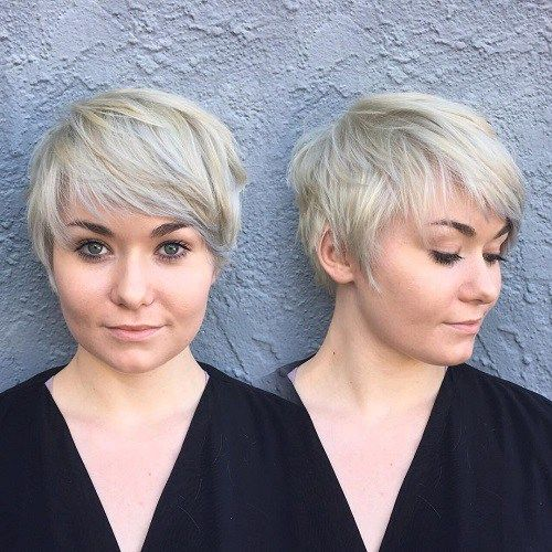22++ Pixie cuts for square faces ideas in 2021