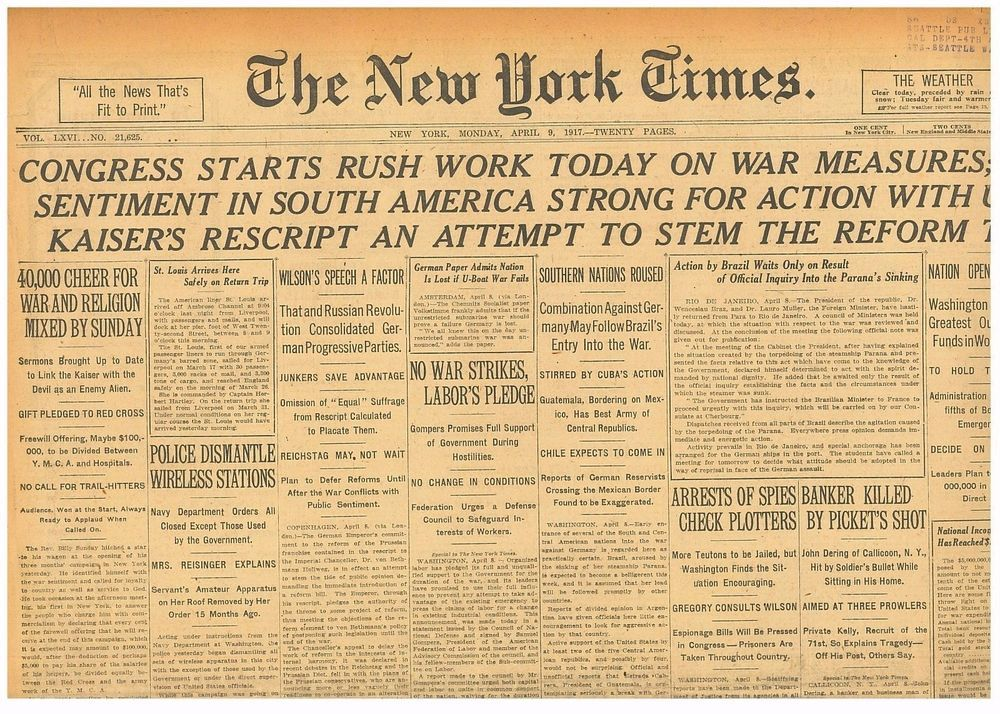 Details About Usa At War She Starts Rush Work Today On Measures