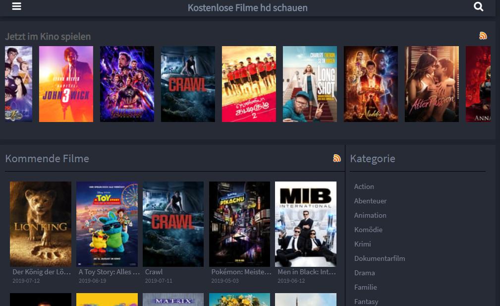 Serien Online Sehen Kostenlos Deutsch