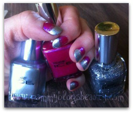 Finally going to see Hunger Games tonight! Check out our Hunger Games inspired manicures with Pure Ice Polishes!