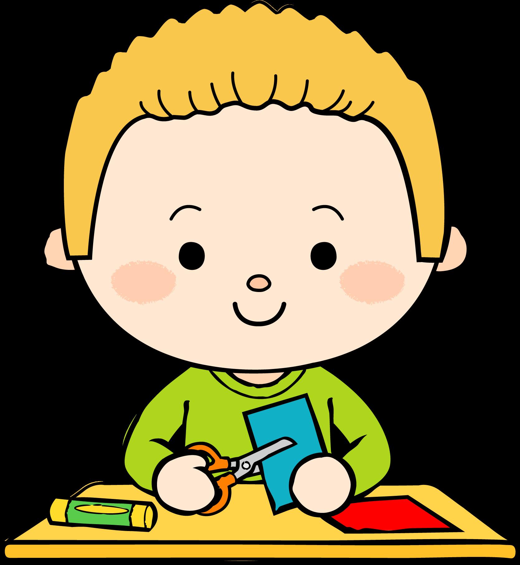 Trabajar Caricaturas De Ninos Rutina Diaria De Ninos Ninos Escolares
