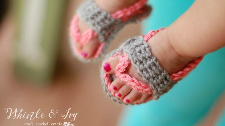 Crochet Galilee Booties Pattern Ideas That You Will Love