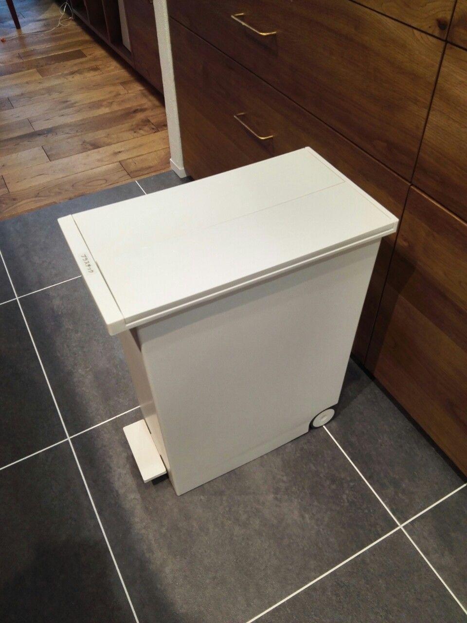 ケユカのゴミ箱 臭いもれは キッチンシンク下で2か月使った感想