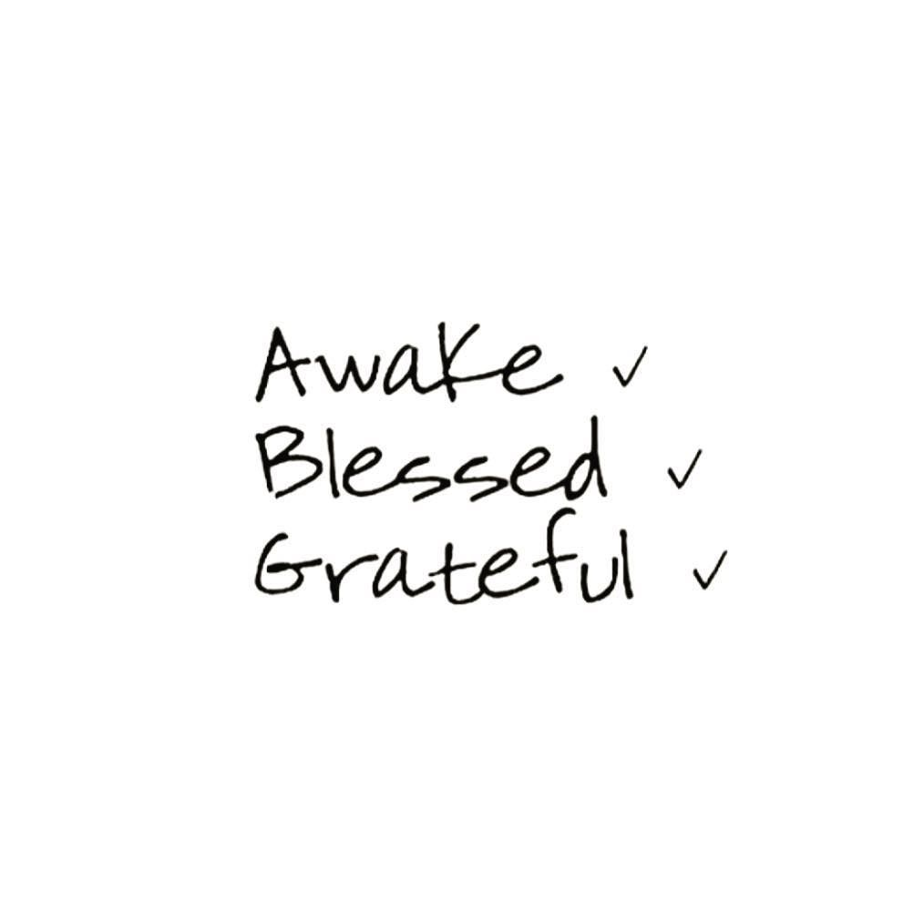Yes And Amen Thank God Im Awake Thank God For Blessings Past