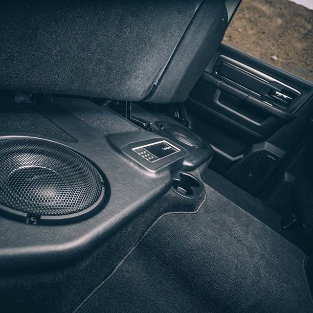 The Hidden Amp In The Prospector Is Revealed What Genre Would You Blast From This System Mobileaudio Mo Car Stereo Systems Car Audio Custom Car Audio