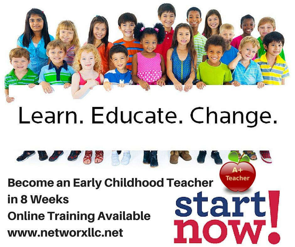Online Child Care Training Courses Teacher Training Day Care