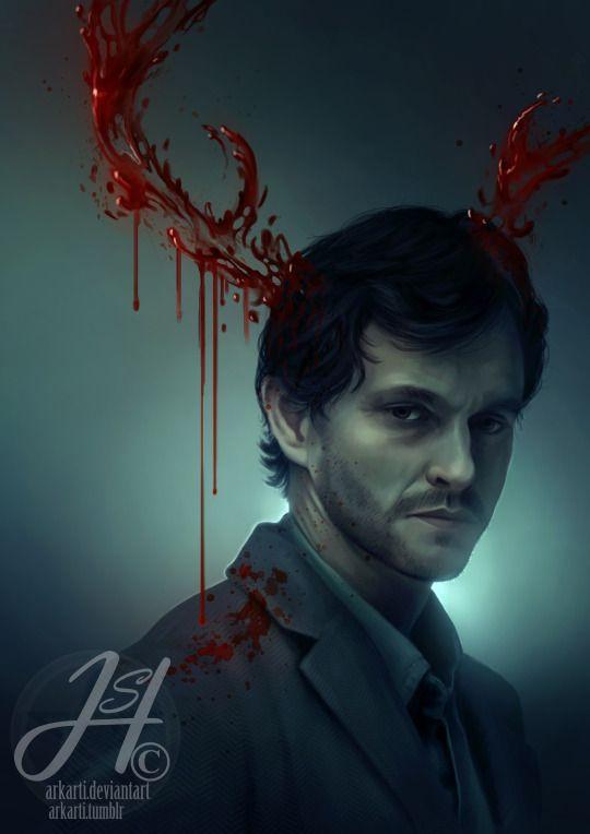 Art I guess (With images) Hannibal, Hugh dancy, Hannibal