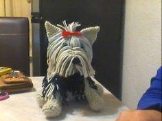 Amigurumis Perros Paso A Paso : Perro yorkshire amigurumi amigurumi patterns crochet and patrones