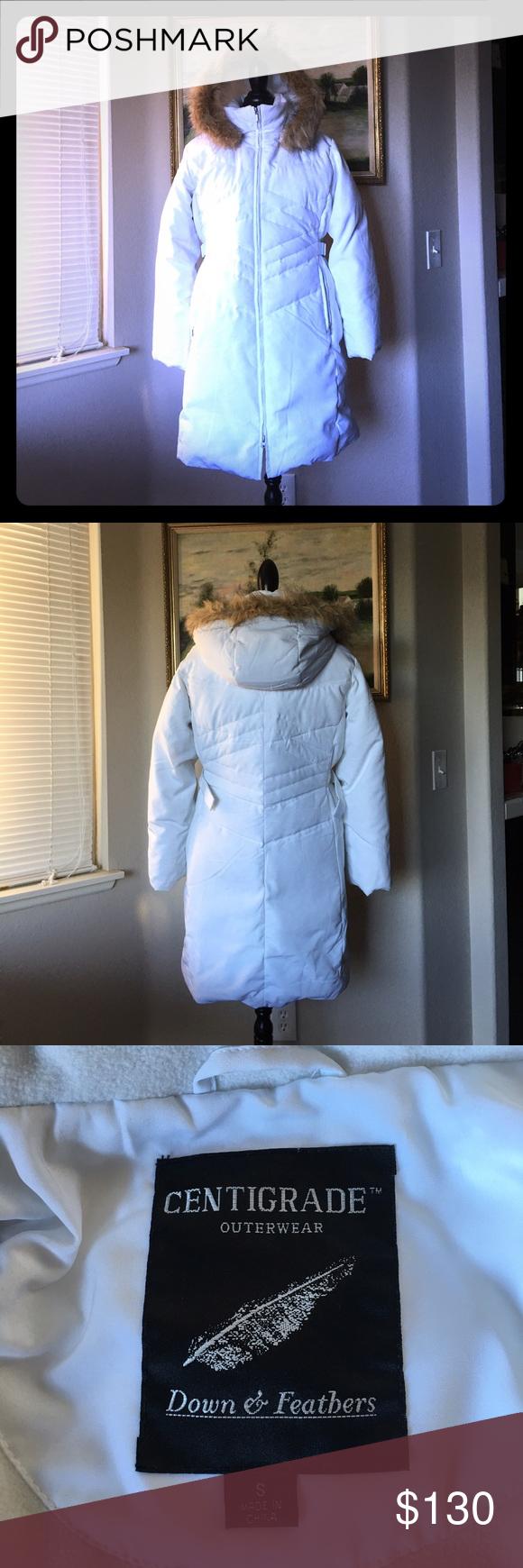 Centigrade Like New Down Jacket Detachable Hood Clothes Design Down Jacket Outerwear Jackets [ 1740 x 580 Pixel ]