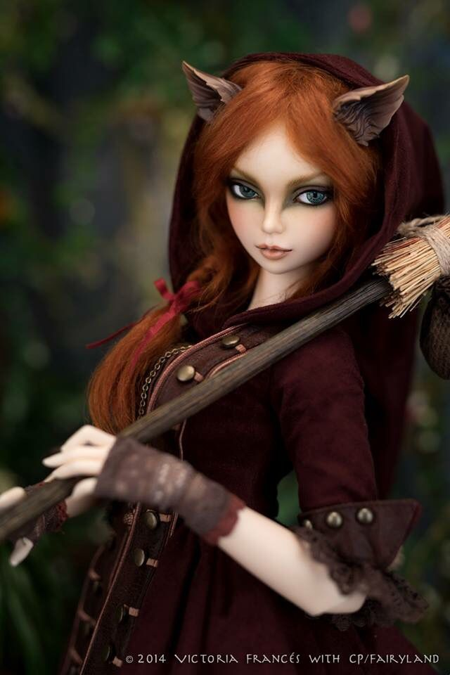 Victoria frances ball jointed dolls pinterest g tico for Victoria frances facebook