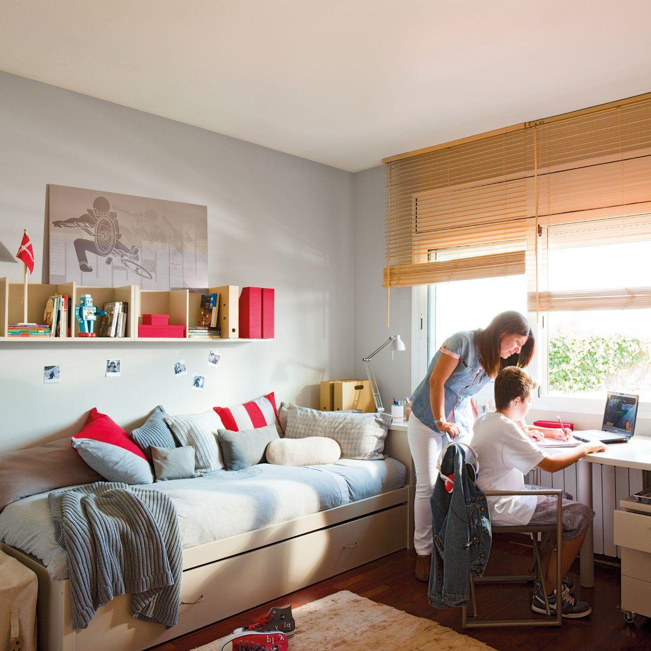 10 cuartos de ni os renovados por el mueble dormitorios bedrooms cuarto ni a cuartos y - Decorar habitacion ninos ...