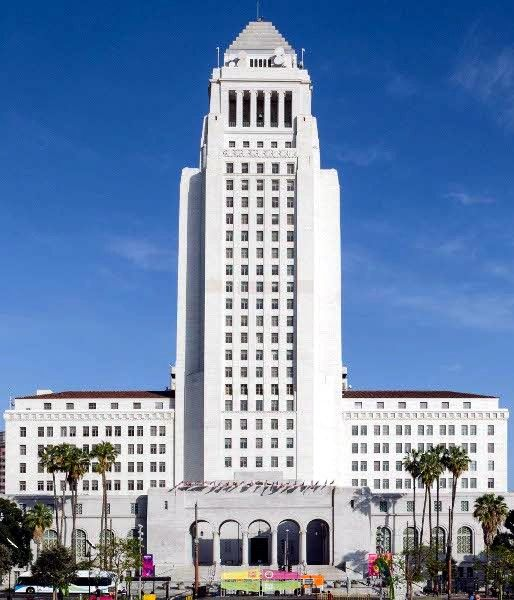 Los Angeles Mayor Will Reward L A Entrepreneur For Innovative Solutions To Toughest Civic Challenges With A Mayor S Cup Anything L A Liberal Magazine Los Angeles City Los Angeles Photography City Hall