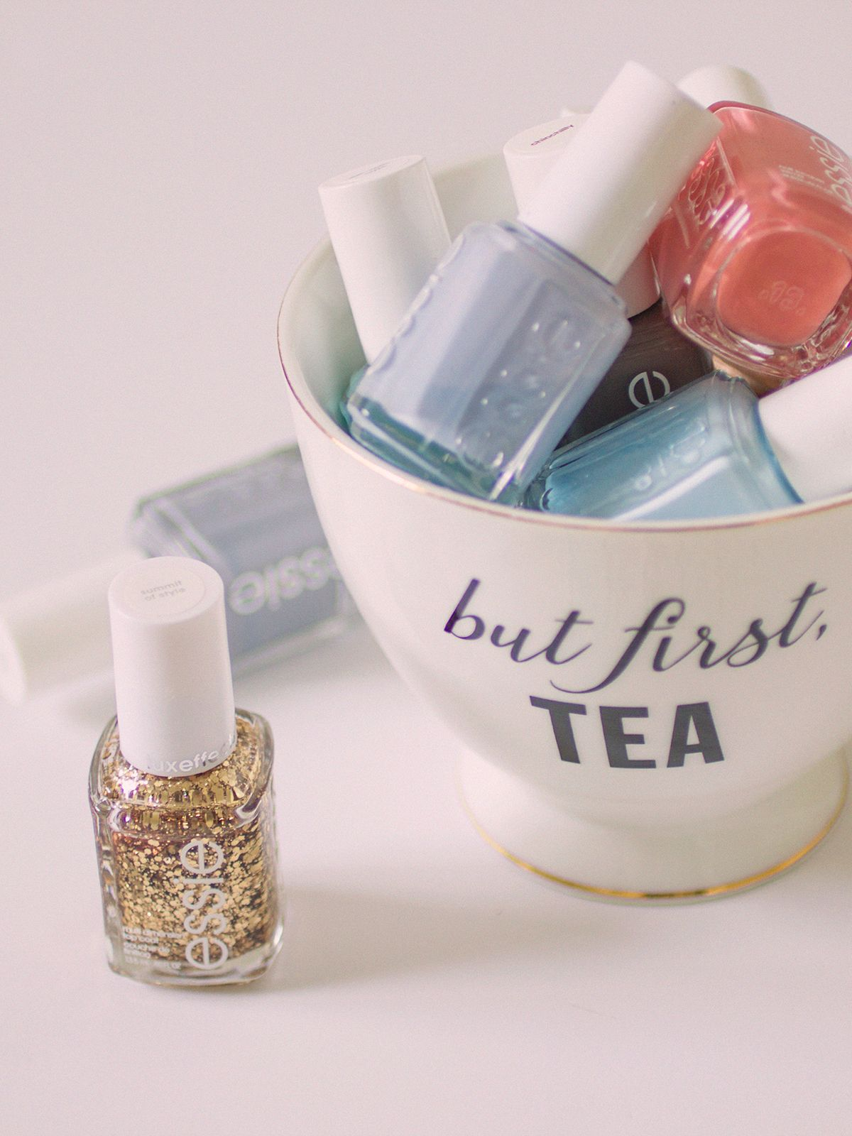 Essie nail polishes for last minute gift ideas itsawrap