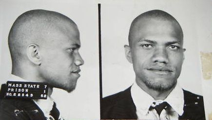 Malcolm Little, Massachusetts Prison Mug Shot, 1952 | GQ HISTORY