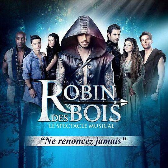 Robin des Bois : Une nouvelle édition double albums pour le 26 août 2013 - StarsBlog.fr
