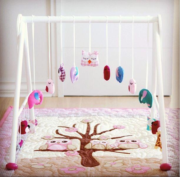 Cute Floor Mobile Diy Baby Stuff