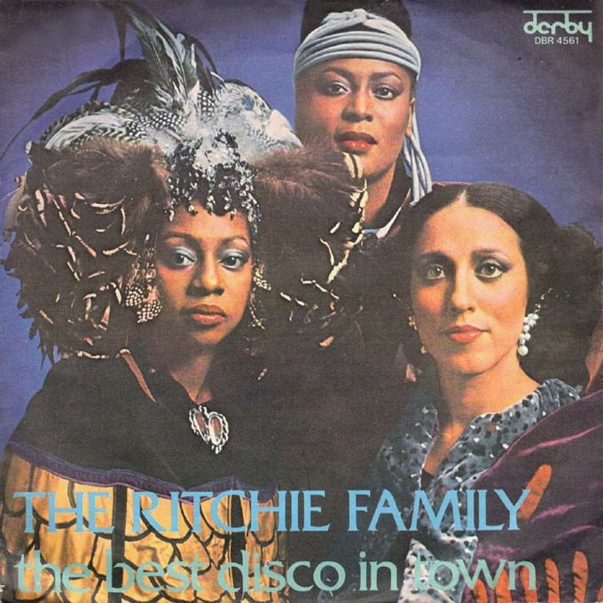 1976 - Ritchie Family - The best disco in town