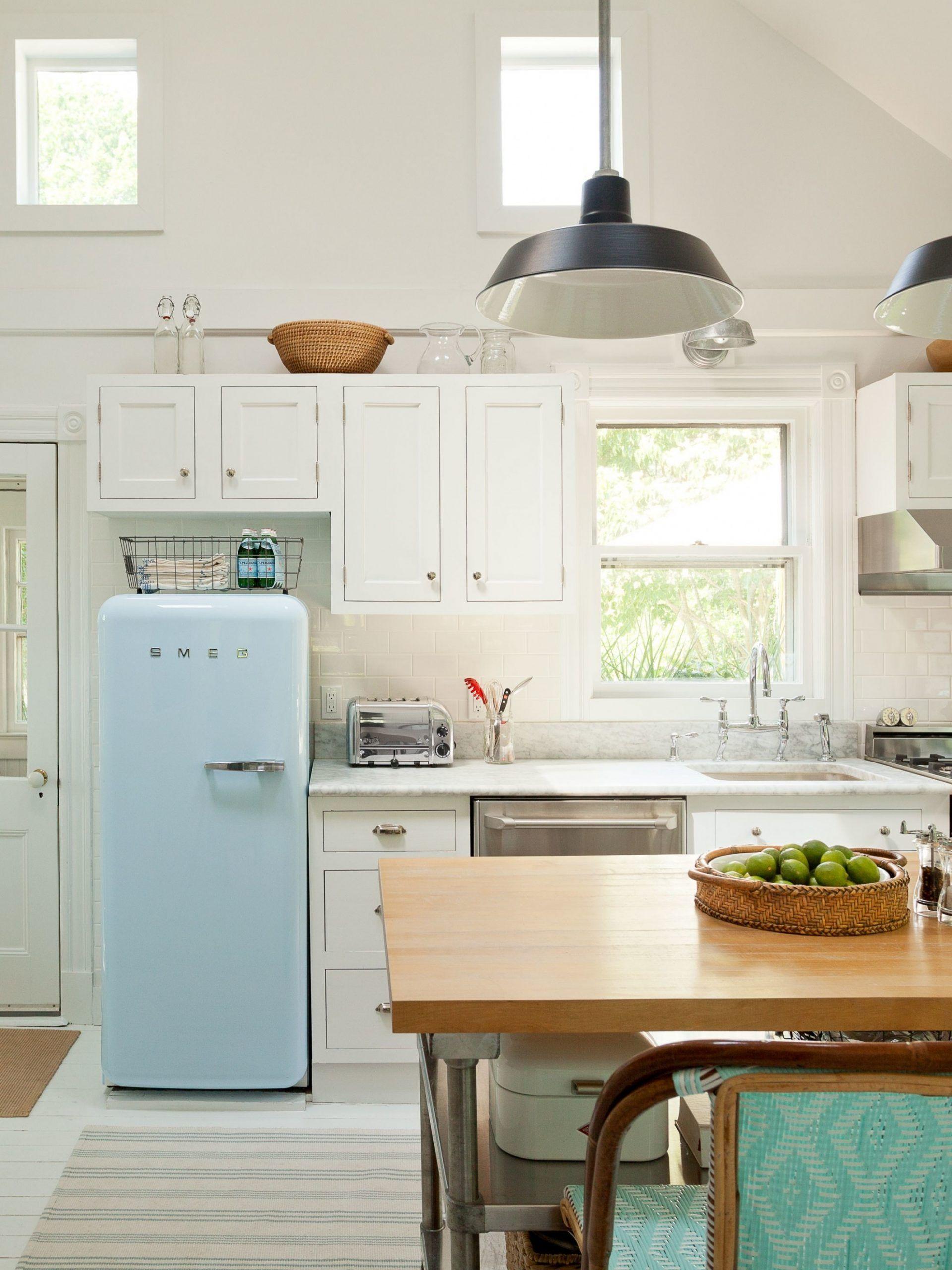 Tiny Kitchen Shelving Rumah Dapur Desain Rumah