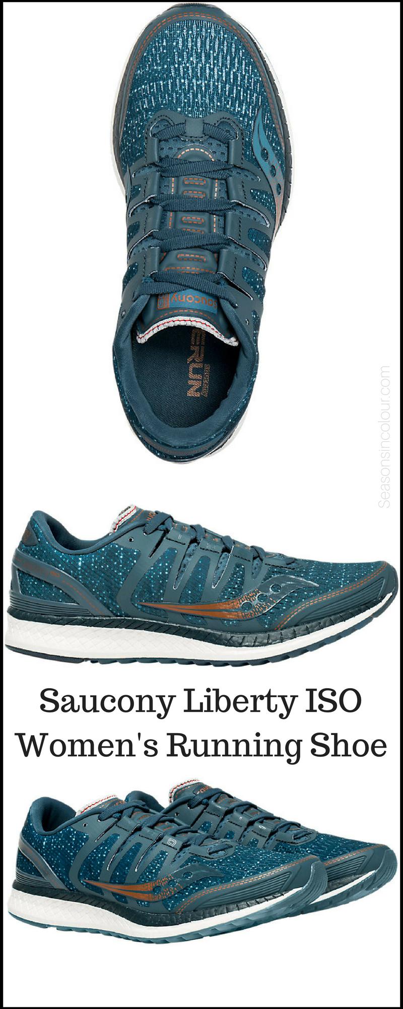 47bac9e1d2a8 Saucony Liberty ISO Women s Running Shoe