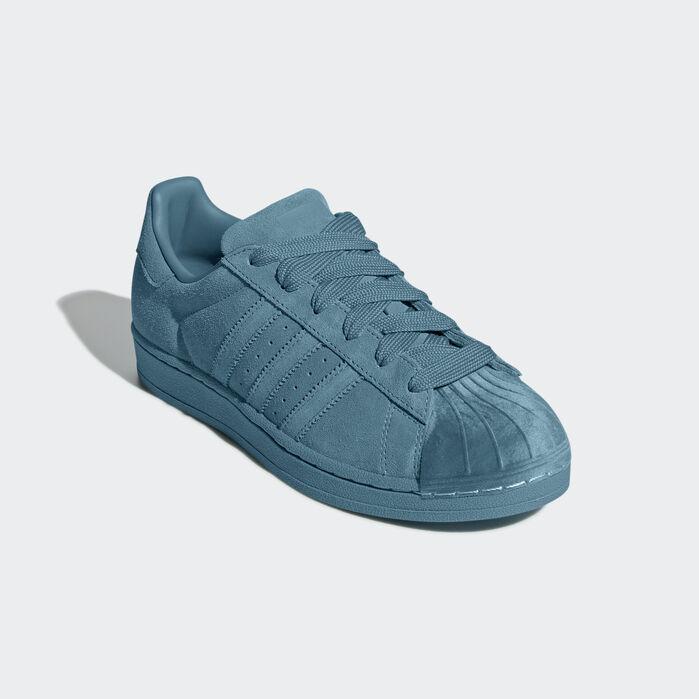 Superstar Shoes | Sapatos azuis, Sandálias femininas, Adidas