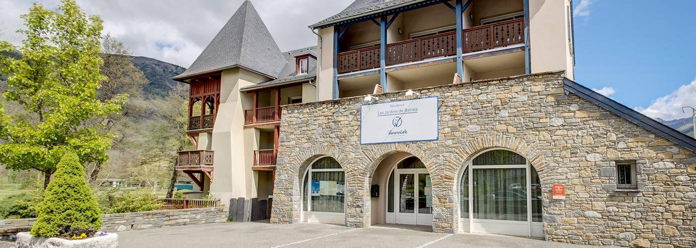 Residence Vacanceole Les Jardins De Balnea Loudenvielle Saint Lary Pyrenees