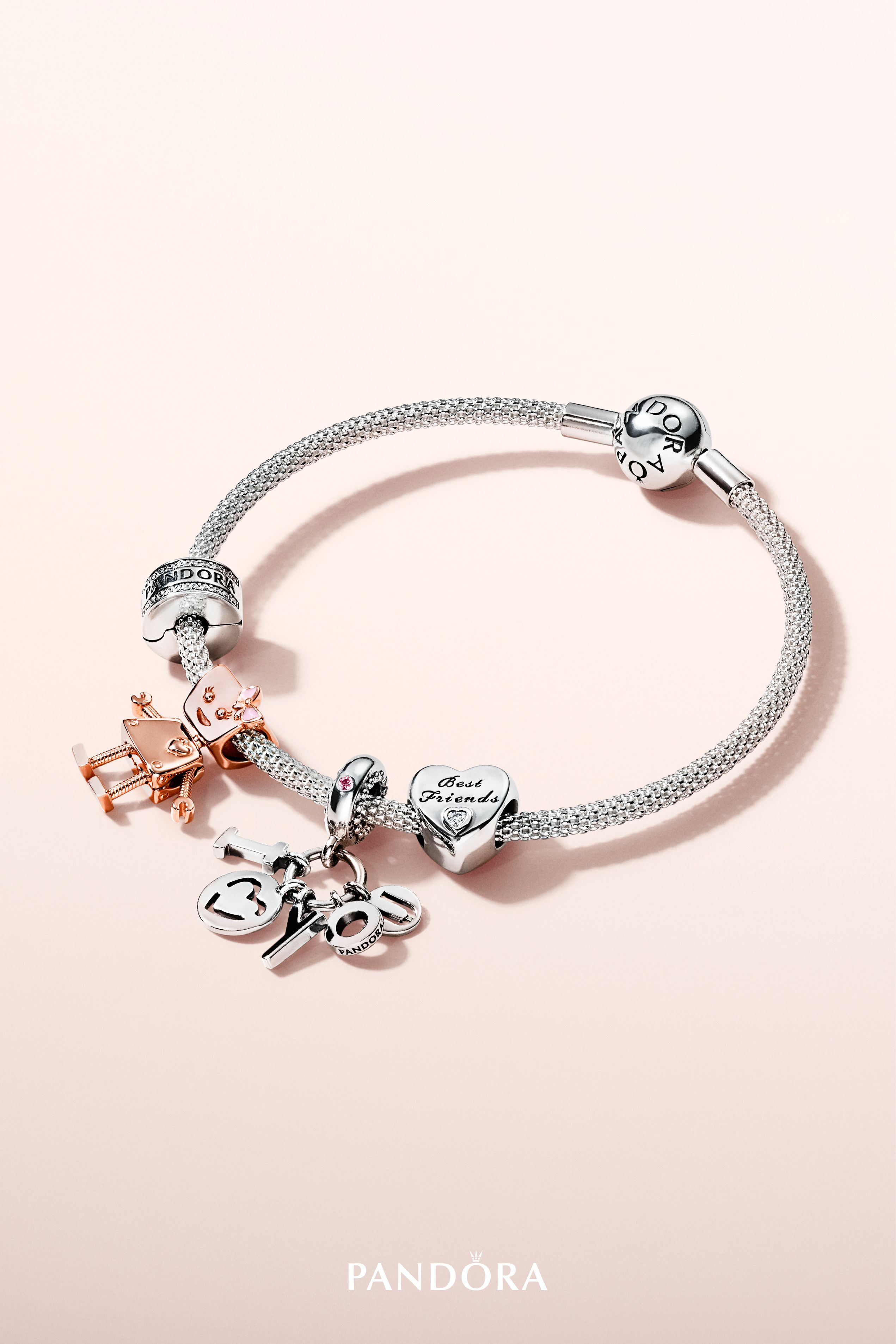 8b0526c84 Celebrate yours with Bella Bot, our sweet and smart robot charm and one of  our #PANDORAFriends. Who would you give it to as a gift?